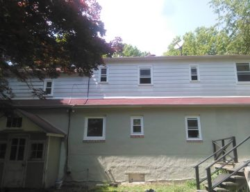 two-story-gutters-cleaned-nj