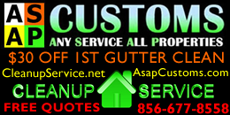 NJ Gutter Cleaning Cost Near Me